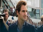 Thể thao - Vượt hàng tá siêu sao, Federer sành điệu nhất 2016