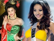 """Thời trang - 2 Hoa hậu Nhật - Trung bị cộp mác """"cướp bồ"""" gây xôn xao"""