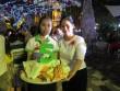 Bánh kem Thỏ Trắng khổng lồ - Thu hút giới trẻ