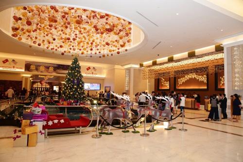 Đón Giáng sinh và Countdown tại The Grand Hồ Tràm Strip - 4