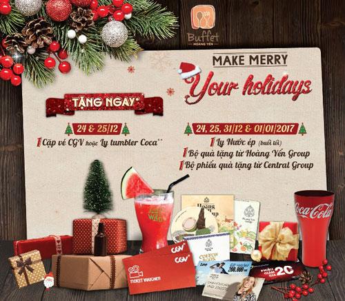 Giáng sinh ngập tràn quà tặng – tràn ngập niềm vui - 2