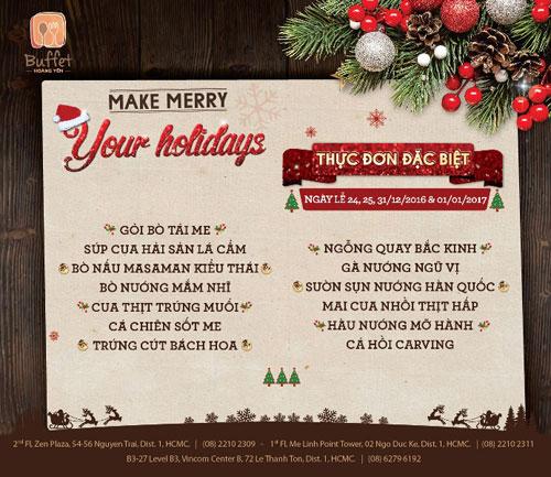 Giáng sinh ngập tràn quà tặng – tràn ngập niềm vui - 4