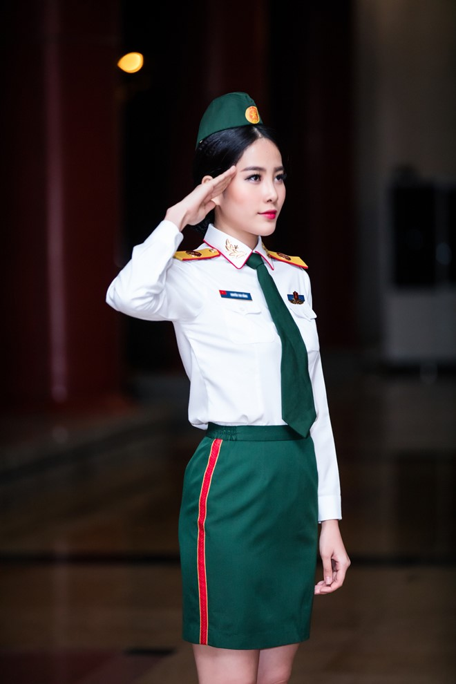Nghe giọng ca giúp Nam Em đoạt giải tại Miss Earth - 5