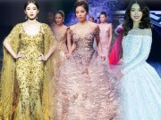 """Thời trang - Hoa hậu Việt đua nhau """"khuấy đảo"""" sàn catwalk năm 2016"""