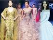 """Hoa hậu Việt đua nhau """"khuấy đảo"""" sàn catwalk năm 2016"""