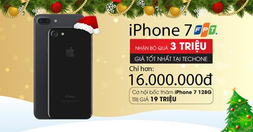 Bật mí địa chỉ mua iPhone 7 chính hãng giá rẻ - 1