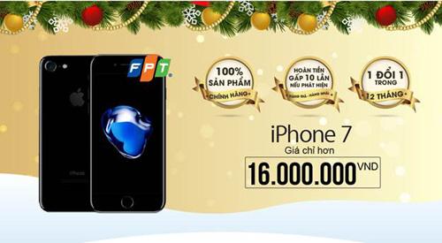Bật mí địa chỉ mua iPhone 7 chính hãng giá rẻ - 2