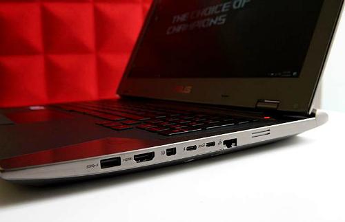 """Asus ROG G701VI: laptop chơi game hỗ trợ VR """"đỉnh"""" nhất thị trường - 4"""