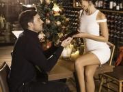 Thời trang - Hà Anh say đắm bên chồng Tây, đón mùa Noel