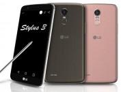 Dế sắp ra lò - LG công bố loạt smartphone K series và Stylus 3