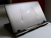 """Asus ROG G701VI: laptop chơi game hỗ trợ VR """"đỉnh"""" nhất thị trường"""