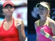 Tennis 2017: Thời cơ vận mệnh của Sharapova, Bouchard