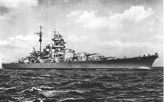 """Trận hải chiến đánh chìm chiến hạm """"khủng"""" nhất của Đức - 2"""