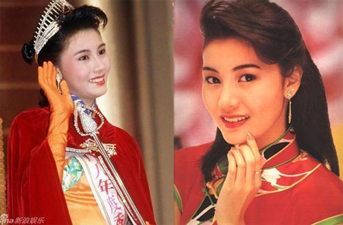 """Hoa hậu đẹp nhất Hong Kong """"sướng như tiên"""" - 1"""