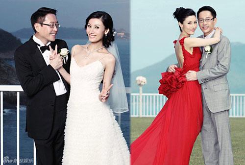 """Hoa hậu đẹp nhất Hong Kong """"sướng như tiên"""" - 4"""