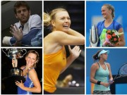 Thể thao - Australian Open 2017: Nỗi đau Sharapova, Del Potro