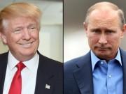 """Thế giới - Trump khoe lá thư Giáng sinh """"tuyệt vời"""" từ Putin"""