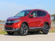 Tư vấn - Phiên bản Honda CR-V 2017 đắt nhất sẽ có giá 42.851 USD