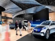 Tin tức ô tô - Mercedes sẽ ra mắt xe Concept EQ và Vision Van tại CES 2017