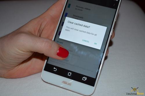Những việc cần làm khi smartphone hết bộ nhớ trong - 1
