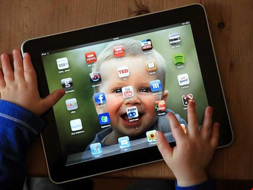 Công nghệ với trẻ nhỏ: Nên hay không nên? - 1