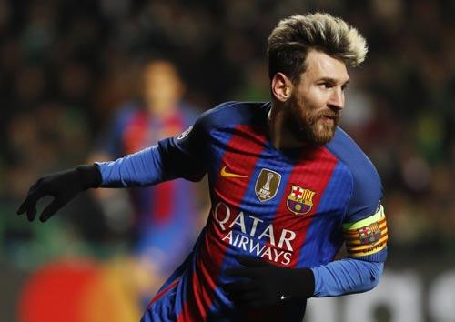 """Messi 2016 = """"Vua"""" ghi bàn + """"trùm"""" chọc khe - 1"""