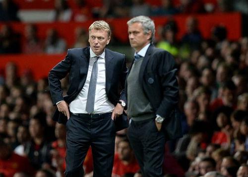 MU: Mourinho – Moyes, thành bại ở các cặp bài trùng - 2