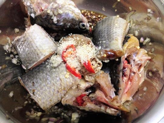 Cá lóc kho cà đậm đà ngon cơm - 2