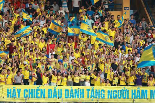 Bản sắc của các đội bóng V-League - 1