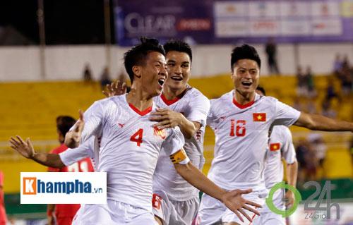 Thua Thái Lan, U21 Việt Nam quyết đòi nợ U21 HAGL - 1