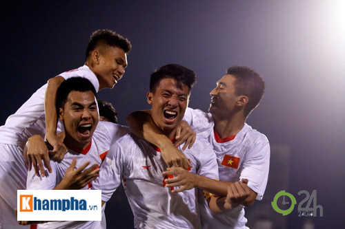 Thua Thái Lan, U21 Việt Nam quyết đòi nợ U21 HAGL - 2