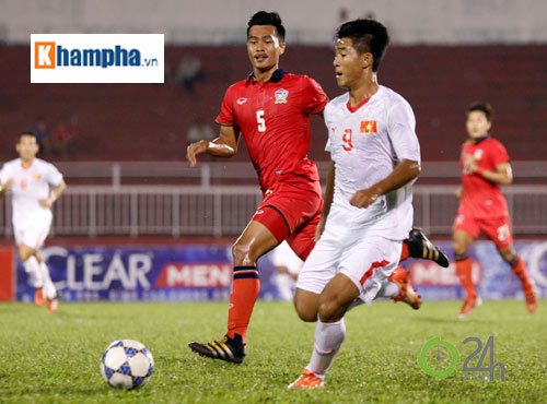 Thua Thái Lan, U21 Việt Nam quyết đòi nợ U21 HAGL - 3