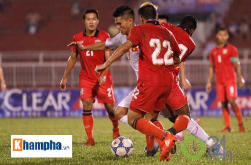 Thua Thái Lan, U21 Việt Nam quyết đòi nợ U21 HAGL - 6
