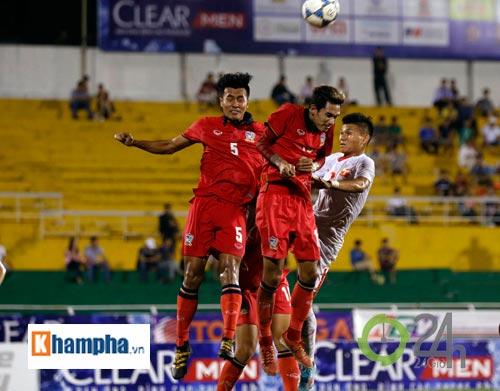 Thua Thái Lan, U21 Việt Nam quyết đòi nợ U21 HAGL - 7