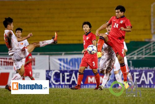 Thua Thái Lan, U21 Việt Nam quyết đòi nợ U21 HAGL - 8
