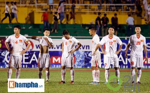 Thua Thái Lan, U21 Việt Nam quyết đòi nợ U21 HAGL - 10