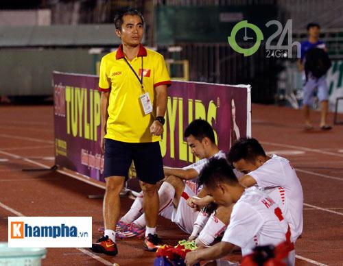 Thua Thái Lan, U21 Việt Nam quyết đòi nợ U21 HAGL - 11