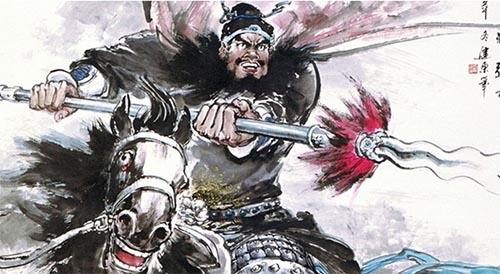 Gia Cát Lượng, Lưu Bị đẩy Trương Phi đến chỗ chết? - 4