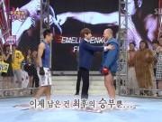 """Thể thao - """"Zombie xứ Hàn"""" đo sàn chóng vánh vì """"ông lão"""" 40 tuổi"""