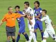 V-League 2017: Trọng tài có để sân bóng như võ đài?
