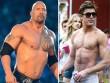 """Đọ body của """"gã"""" hấp dẫn hơn Beckham với dàn trai đẹp trong phim hành động"""