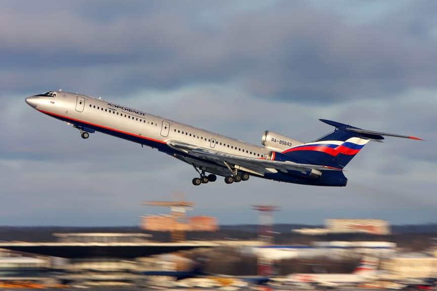 """""""Phà bay"""" Tu-154 của Nga từng gặp nạn 110 lần - 1"""