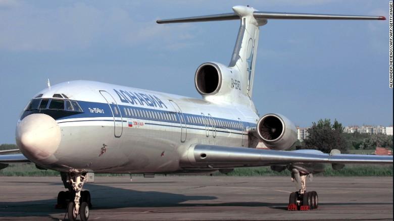 """""""Phà bay"""" Tu-154 của Nga từng gặp nạn 110 lần - 2"""
