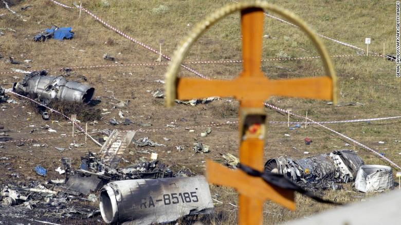 """""""Phà bay"""" Tu-154 của Nga từng gặp nạn 110 lần - 4"""
