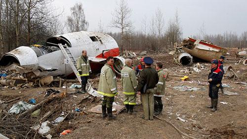 """""""Phà bay"""" Tu-154 của Nga từng gặp nạn 110 lần - 3"""
