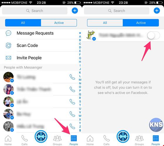 Làm thế nào để ẩn mình trên Facebook Messenger? - 2
