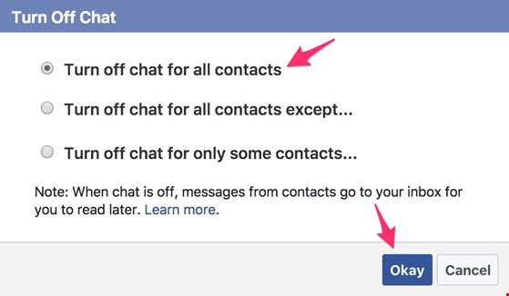 Làm thế nào để ẩn mình trên Facebook Messenger? - 4