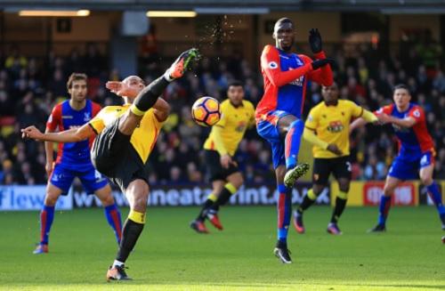 Watford - Crystal Palace: Khác biệt ở phạt đền - 1