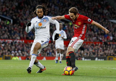 Chi tiết MU - Sunderland: 2 tuyệt tác cuối trận (KT) - 4