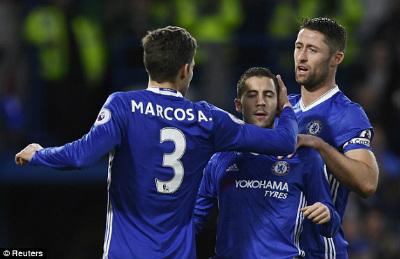 Chi tiết Chelsea – Bournemouth: Pedro có cú đúp (KT) - 6